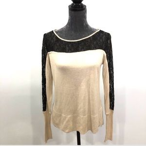 Rachel Roy light knit sweater